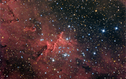 Melotte 15, part of IC1805
